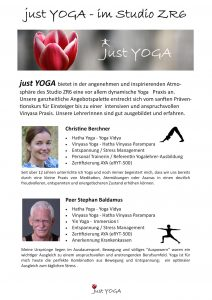 just YOGA im Studio ZR6